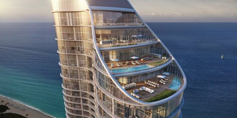 The Ritz Carlton Residences, Sunny Isles Beach
