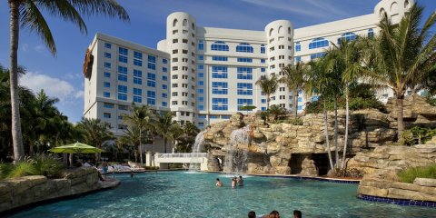 Seminole Hard Rock Hotel and Casino – Hollywood